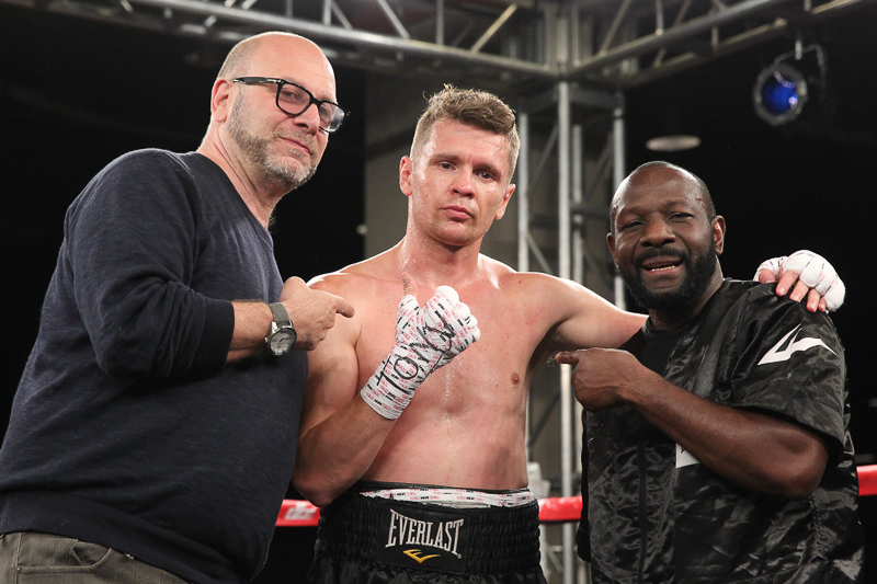 YURI FOREMAN RETURNS TO BROADWAY BOXING ON JULY 24