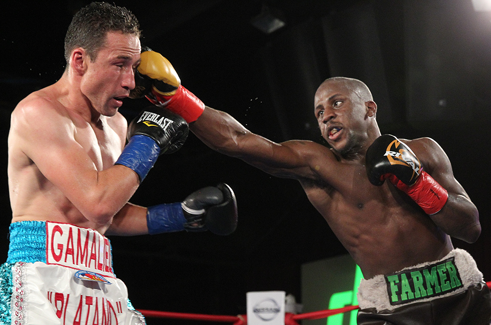 TEVIN FARMER LEADS DIBELLA ENTERTAINMENT FIGHTERS INTO THE RING THIS SATURDAY NIGHT