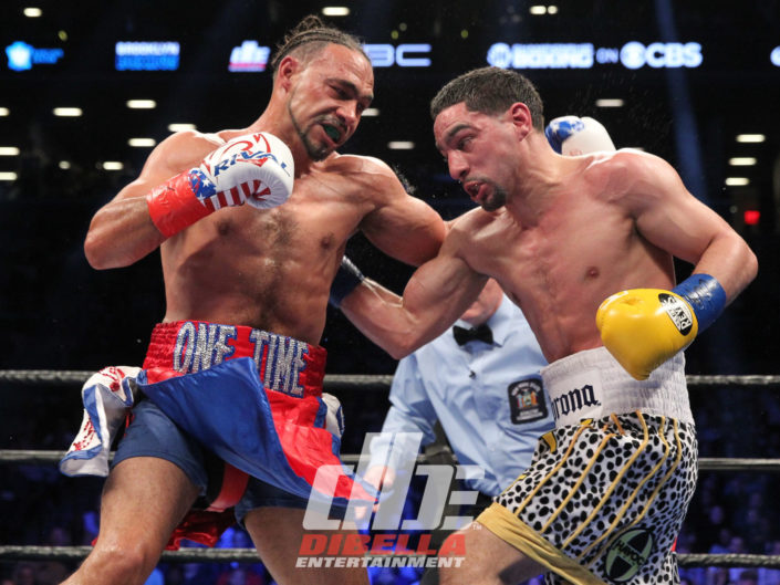 Thurman vs Garcia at Barclays Center
