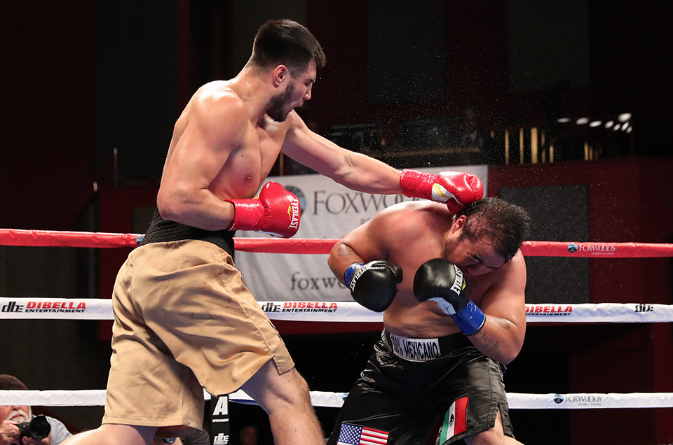 THE BIG UZBEK BAKHODIR JALOLOV SEEKS ANOTHER SPECTACULAR KNOCKOUT THIS FRIDAY IN SOUTHERN CALIFORNIA