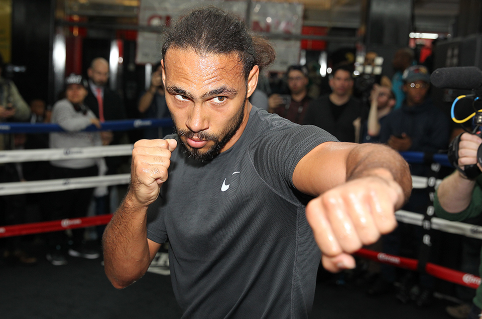 WELTERWEIGHT WORLD CHAMPION KEITH THURMAN BREAKS DOWN CHAMPIONSHIP MATCHUP OF FORMER FOES DANNY GARCIA & SHAWN PORTER