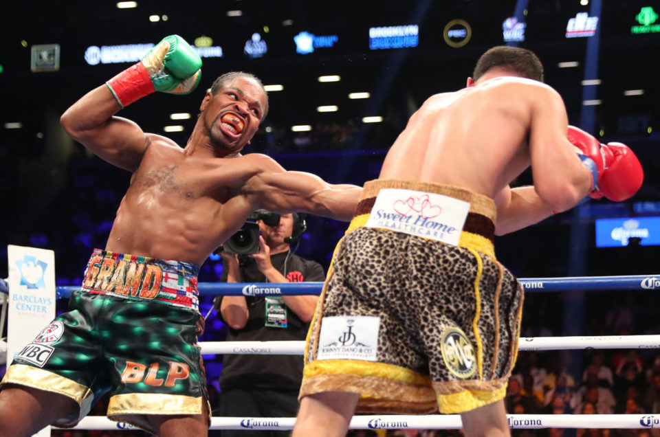 SHAWN PORTER BECOMES WBC WELTERWEIGHT WORLD CHAMPION WITH NARROW UNANIMOUS DECISION VICTORY OVER DANNY GARCIA SATURDAY ON SHOWTIME® FROM BARCLAYS CENTER IN BROOKLYN