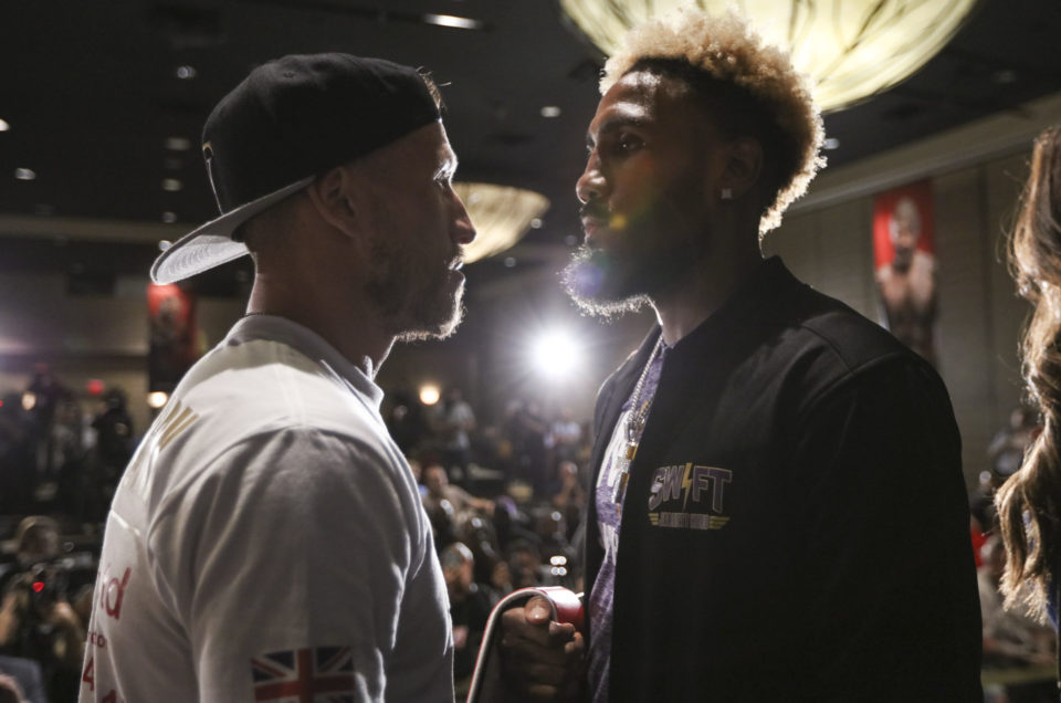 WILDER VS. FURY PPV UNDERCARD PRESS CONFERENCE QUOTES & PHOTOS