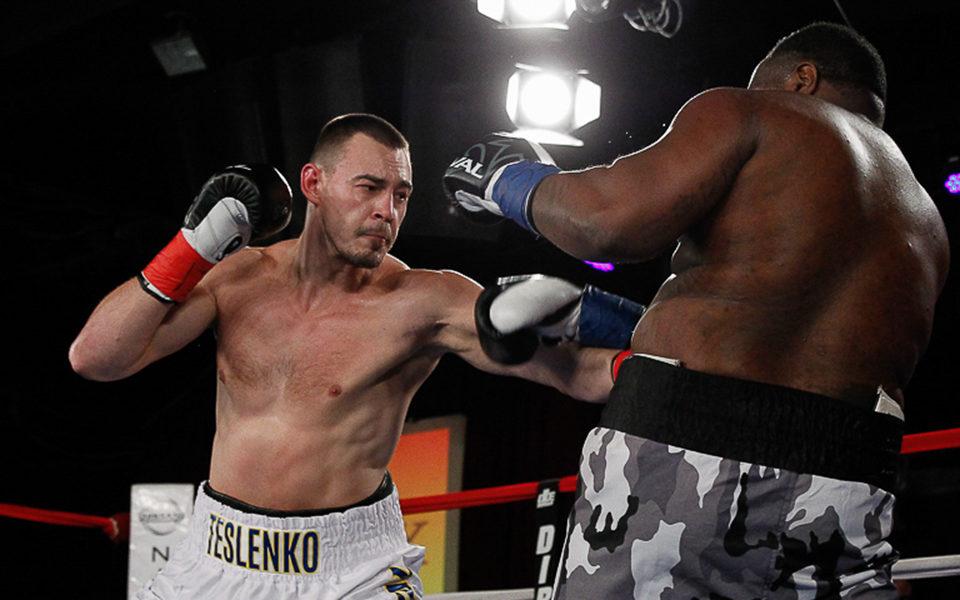 UKRAINIAN OLEKSANDR TESLENKO BATTLES FABIO MALDONADO FOR WBA NABA HEAVYWEIGHT CROWN TOMORROW IN TORONTO