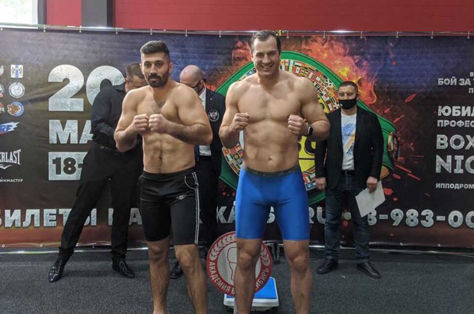 DIBELLA ENTERTAINMENT SIGNS TOUTED RUSSIAN PROSPECTS VLADIMIR IVANOV AND GOR KHACHATRYAN TO CO-PROMOTIONAL AGREEMENTS WITH GROUPE YVON MICHEL