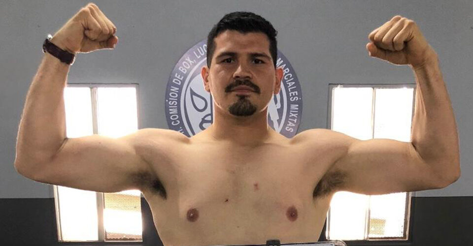 SLIMMED DOWN HEAVYWEIGHT PROSPECT ELVIS GARCIA JOINS THE LADIES ON A STACKED BROADWAY BOXING CARD, THIS FRIDAY, AUGUST 20, ON UFC FIGHT PASS